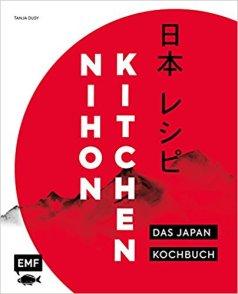 Tanja Dusy: Das Japan-Kochbuch. EMF 2018